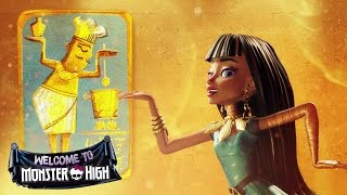 Meet Cleo De Nile | Welcome To Monster High