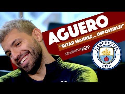 Aguero reveals best dancer and singer at Man City | Teammates Test | Astro SuperSport