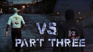 mslm vs otgx bpmr   run n gun   gta v online crew battle   part 3