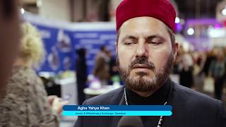 Message of True Islam spread at Gothenburg Book Fair 2019
