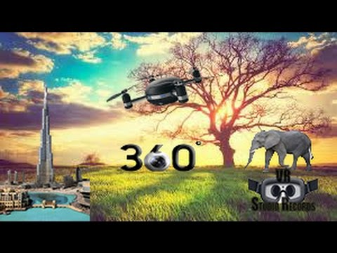 VR 360 World Adventure Wild Urban Google Cardboard