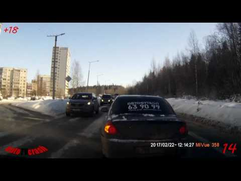 ДТП 2017 в Москве за сутки - сводка аварий