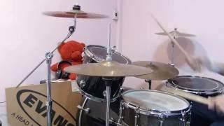 ได้ยินไหม ดา เอ็นโดรฟิน drum cover