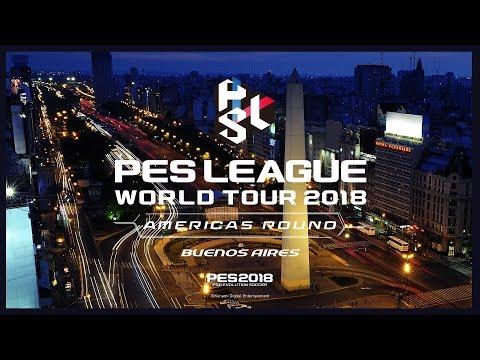 PES League 2018 Americas Round  - SPANISH