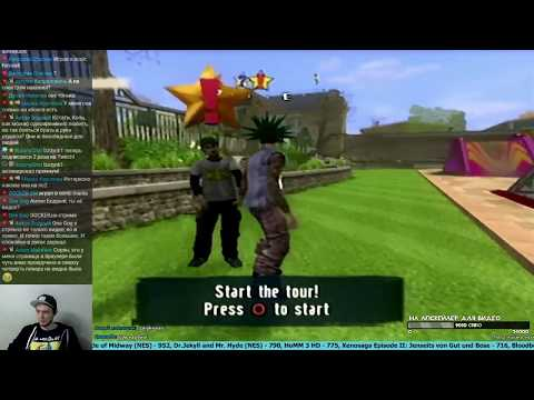 Tony Hawk's Project 8 (PS3) ч.1 - Игры по реквесту (Pixel_Devil)