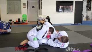 キーナン・コーネリアスとアンドレ・ガウヴァオン|スパーリング|柔術