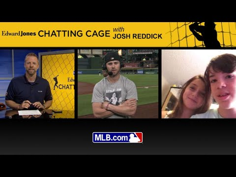 Chatting Cage: Josh Reddick answers fans