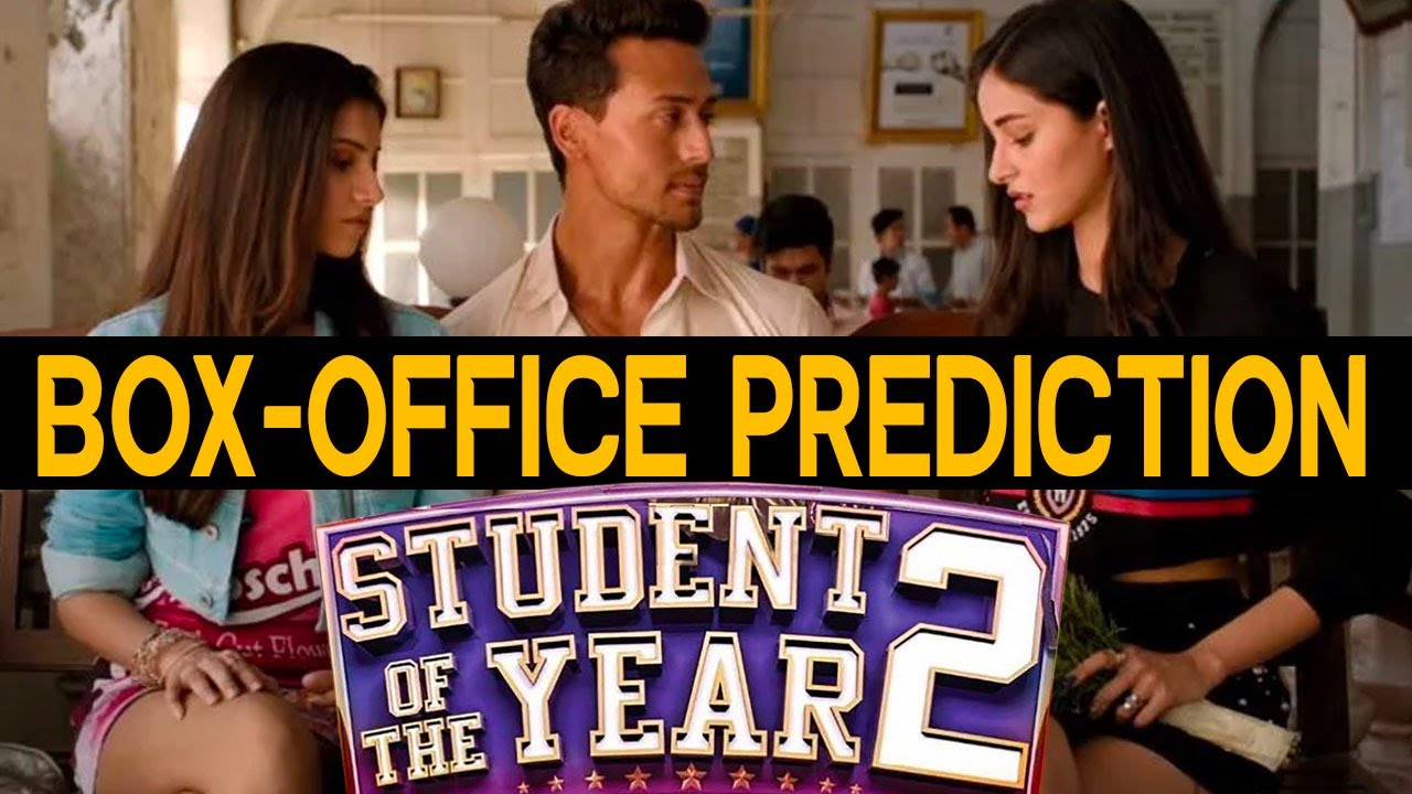 Student of the year 2 box office