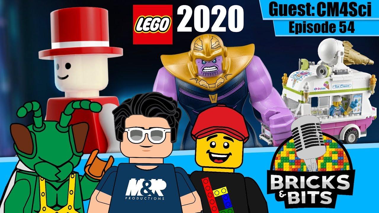 2020 LEGO sets lists! CM4Sci: The Untold Story - Bricks & Bits #55