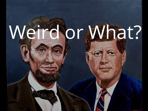 Abraham Lincoln and JFK - Weird or What?