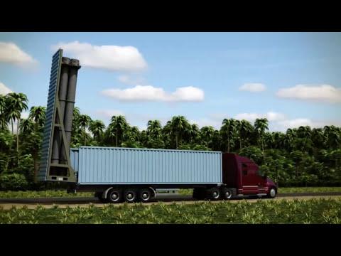 Tên lửa bảo vệ biển Đông Nam Á - Club-K Container Missile System