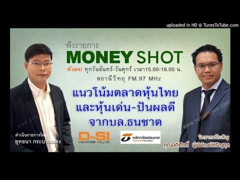แนวโน้มตลาดหุ้นไทยและหุ้นเด่น-ปันผลดี จากบล.ธนชาต (10/06/59-1)
