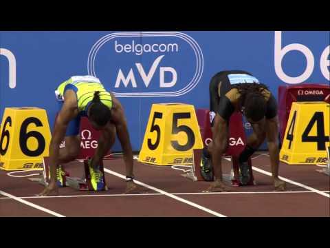 2012: World Record Aries Merritt 110m hurdles