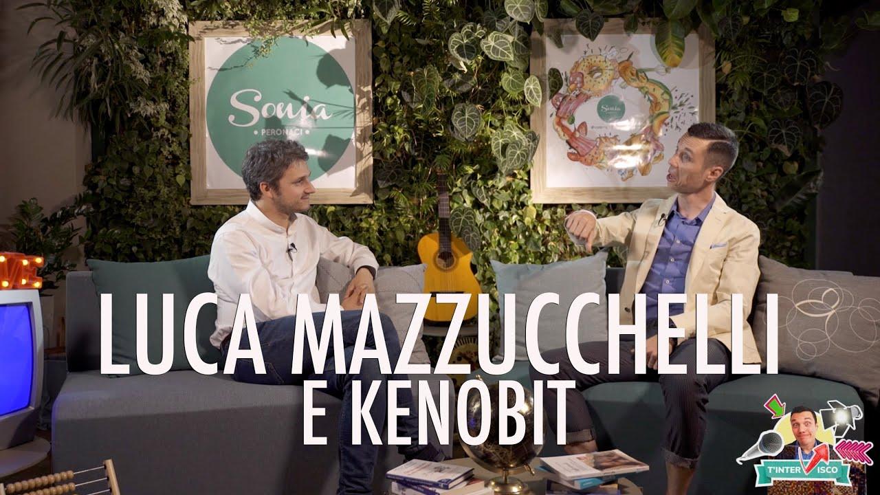 Intervista a Luca Mazzucchelli e Kenobit | T'InterVisco