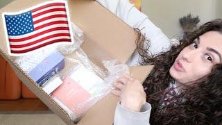 Я В АМЕРИЦІ!!!! розпакування посилок зі США || Анетта Будапешт