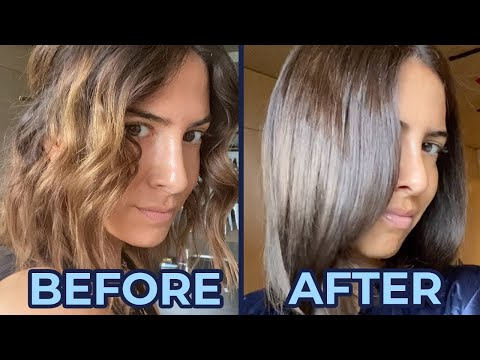 Dyeing My Hair At Home Follow Along With L Oreal Excellence Light Ash Brown 6 1 Youtube