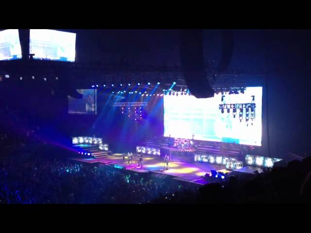 I was made for loving you: Concierto de KISS - Arena Monterrey (1-Oct.-2012) Videos De Viajes