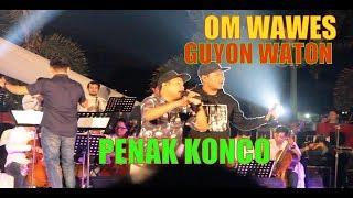 Om wawes x guyon waton - penak konco ( live in simphony kerontjong moeda 25 juni 2019 )