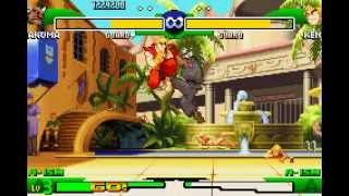Repeat youtube video Game Boy Advance Longplay [073] Street Fighter Alpha 3