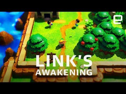 The Legend of Zelda: Link's Awakening Hands-On at E3 2019