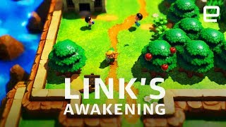 The Legend of Zelda: Link's Awakening Hands-On at E3 2019