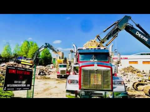 Demolition Contractors Vancouver - Done Right Demo