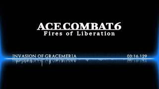 Ace Combat 6 OST | Invasion of Gracemeria
