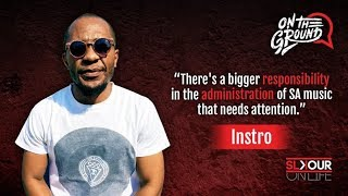 On the ground: a chat with instro about #azania, leaving production & entitled ogs