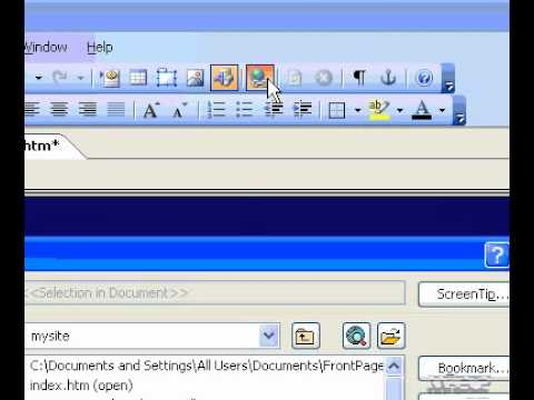 Where can I download a free trial version of Microsoft Frontpage