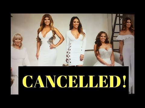 Real Housewives New Jersey new season CANCELLED!