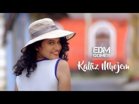EDM Gomes - Kalliz Mhojem (Official Video) Goan Love Song | Konkani Love Song