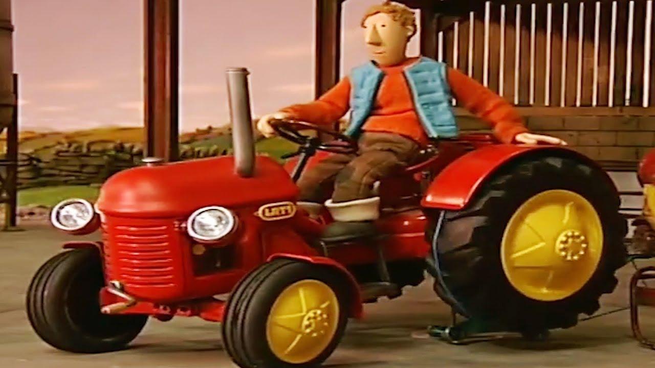 kleiner roter traktor | das rockkonzert | cartoon | ganze