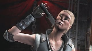 Mortal Kombat X: Sonya And Jason Swap Fatalities,Brutalities,Intros and Outros