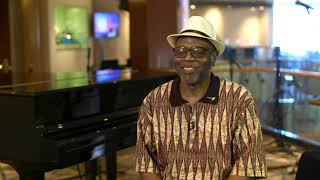 Lewis Nash on The Jazz Cruise as The Greatest Jazz Festival at Sea