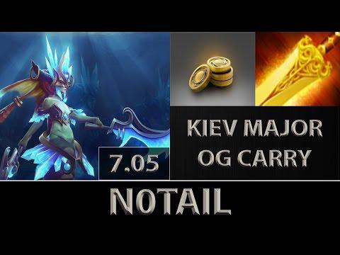 N0tail [Naga Siren] Fast Farm ► Kiev...