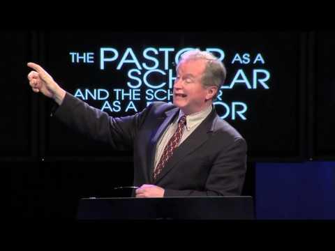 The Pastor As A Scholar - Don Carson