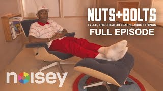 Zapętlaj Tyler, the Creator Does Furniture | Nuts + Bolts Episode 6 | Noisey