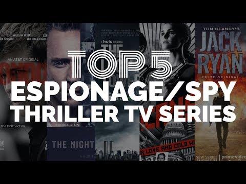 Top 5 Best Espionage/Spy Thriller TV/Web Series You Must Watch