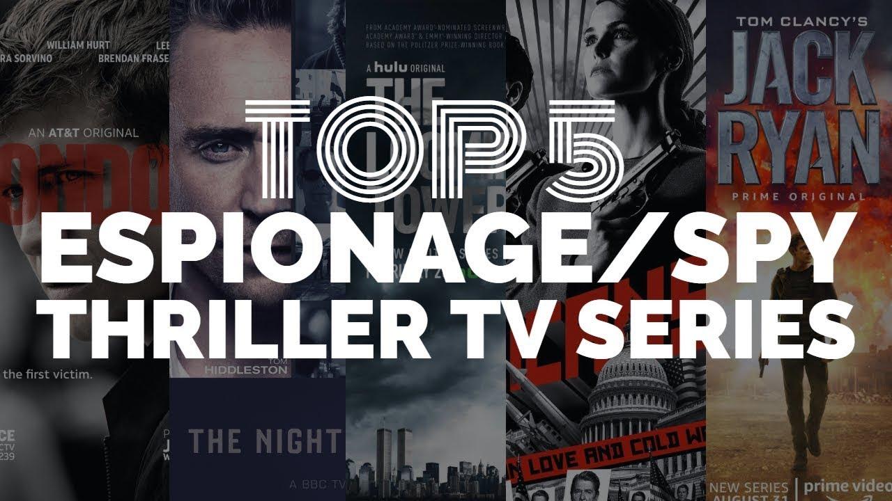 Download Top 5 Best Espionage/Spy Thriller TV/Web Series You Must Watch