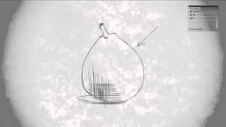 Ctrl+Paint — Традиционная графика. Перекрестная штриховка. Урок 7