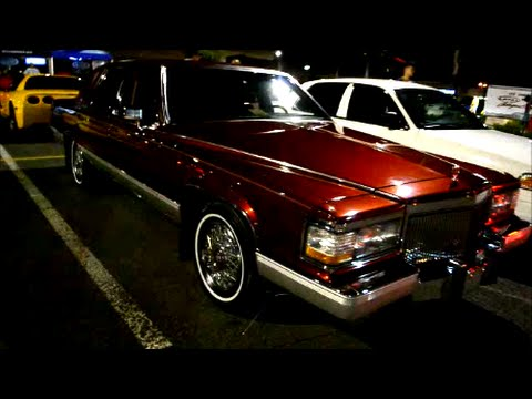 92 CADILLAC FLEETWOOD BROUGHAM - Y & IMMACULATE - YouTube