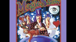 Solid Silver Platform Shoes - The Magic Show (1974)