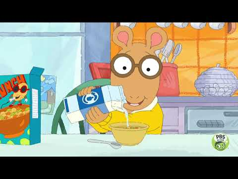 ARTHUR: Breakfast at the Reads