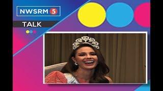 Catriona Gray, ibibida ang mga probinsya ng Pilipinas sa buong mundo