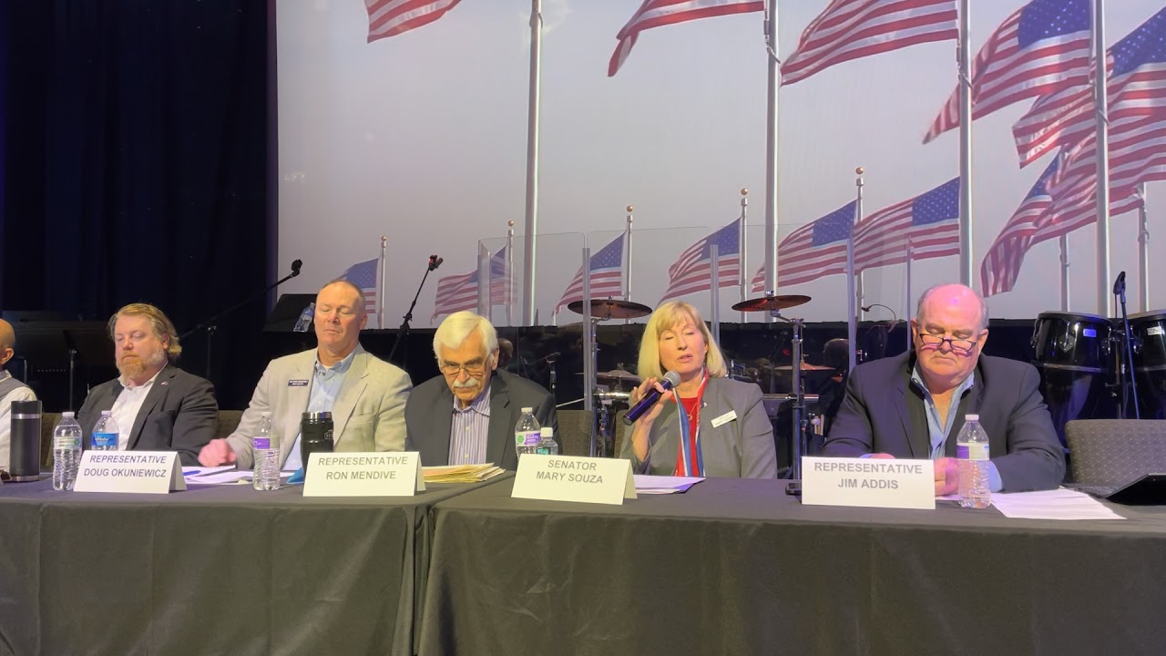 Election Integrity Question at May Town Hall