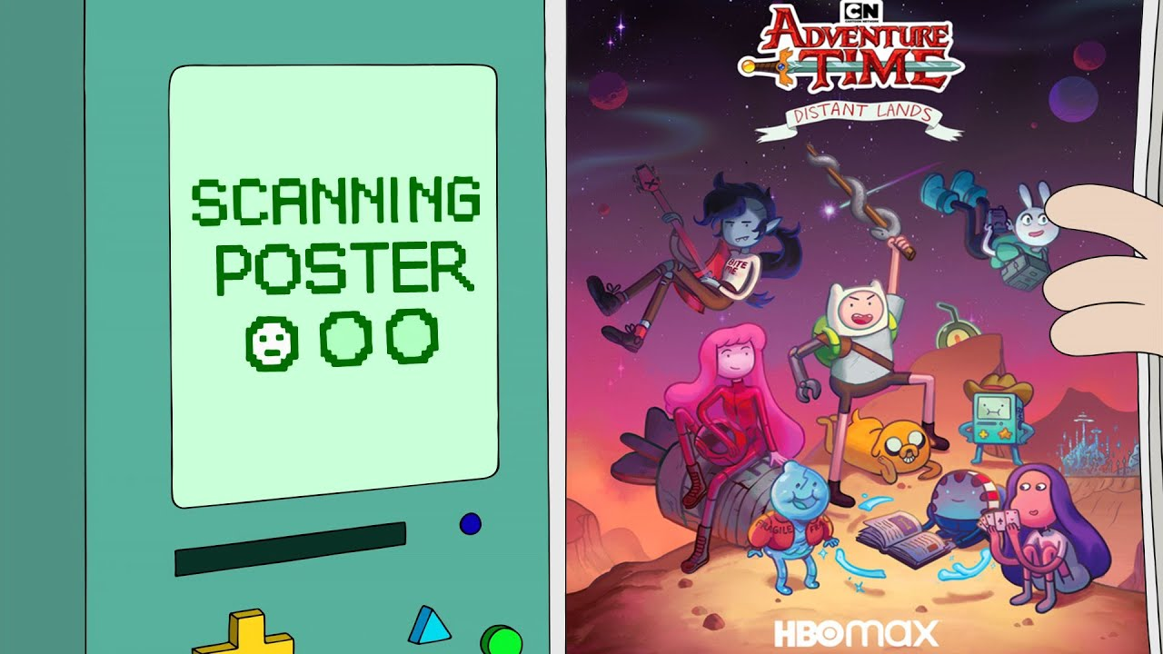 Adventure Time Is Coming Back With Distant Lands Youtube