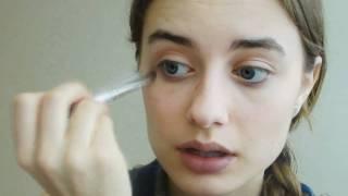 макияж HD для камеры- как я делаю ♡