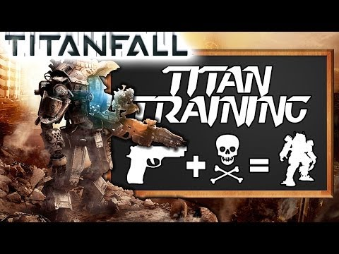 TitanFall Xbox One Beta Training Modules Gameplay - Get Your Titan Pilot Education Here