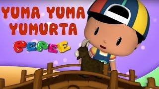 Pepee Yeni Bölüm:47 / Yuma Yuma Yumurta – Düşyeri