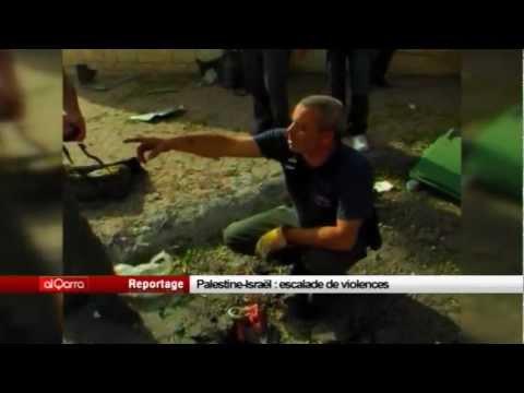 Palestine-Israël : Escalade De Violences